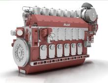 M 46 DF propulsion