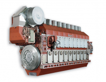 M 43 C propulsion
