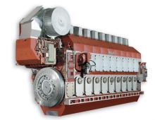 M 43 generator set