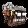 M 34 DF propulsion