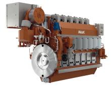 M 25 E propulsion
